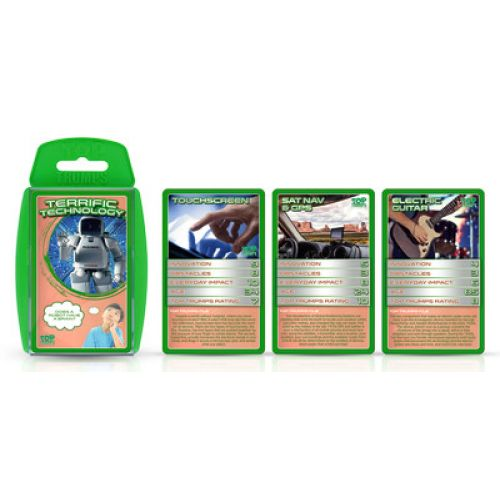Top Trumps Rules >> Top Trumps Card Game Terrific Technology