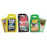 Top Trumps® 3-Game Bundle, Explore our World