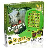 Dinosaurs Match Cube Game