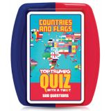 Countries and Flags Top Trumps® Quiz