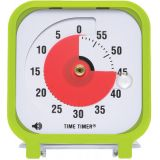 3 Personal Time Timer®, Lime Green