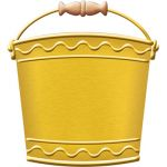 I ♥ Metal Buckets Classic Accents® Variety Pack