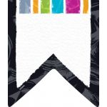 Color Harmony Pennants Classic Accents® Variety Pack