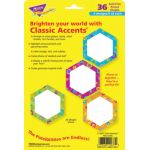 Color Harmony™ Hexa-swirls Classic Accents® Variety Pack