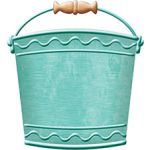 I ♥ Metal Buckets Mini Accents Variety Pack