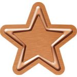 I ♥ Metal Stars Mini Accents Variety Pack