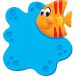 Sea Buddies™ School Fish Mini Accents Variety Pack