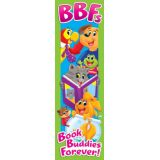Playtime Pals™ Book Buddies Bookmarks