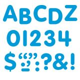 STICK-EZE® Stick-On Letters, 1 Blue