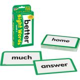 Sight Words-Level C Pocket Flash Cards