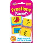 Fraction Dominoes Challenge Cards®