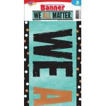 I ♥ Metal™ We All Matter Quotable Expressions® Banner