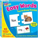 Fun-to-Know® Puzzles, Easy Words