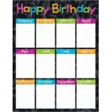 Color Harmony™ Birthday Learning Chart