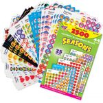 superSpots® & SuperShapes Variety Pack, Seasons