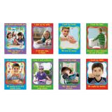 Look & Learn® Poster Pack, Healthy Habits