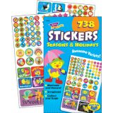 Seasons & Holidays Sticker Variety Pad