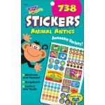 Animal Antics Sticker Variety Pad