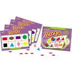 Colors & Shapes Bingo Game