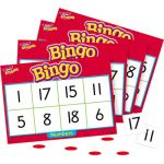 Numbers Bingo Game