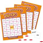 Synonyms Bingo Game