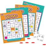 Two-Sided Bingo Game, Fractions, Decimals & Percents
