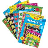 School Fun Sparkle Stickers® Variety Pack