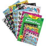 More Animal Fun Sparkle Stickers® Variety Pack