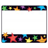 Gel Stars Name Tags