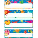 Sea Buddies® Desk Toppers® Name Plates Variety Pack
