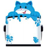 Curious Color Cat Note Pad