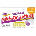 STICK-EZE® Stick-On Letters, 1
