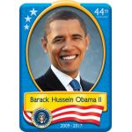 U.S. Presidents Bulletin Board Set