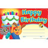 Playtime Pals™ Birthday Recognition Awards