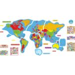 Continents & Countries Bulletin Board Set