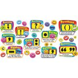 Emoji Punctuation Bulletin Board Set
