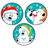 Stinky Stickers® Winter Bears (Pep-BEAR-mint)