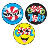 Stinky Stickers® Candy Compli-MINTS (Peppermint)