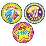 Stinky Stickers® Showtime! (Popcorn)