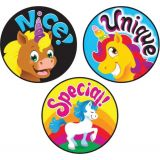 Stinky Stickers® Unique Unicorns (Tutti-Frutti)