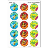 Garden Delights Stinky Stickers®, Large Round