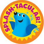 Seal of Approval Stinky Stickers®, Large Round
