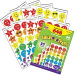Smiles & Stars Stinky Stickers® Variety Pack