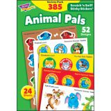 Scratch 'n Sniff Stinky Stickers® Variety Pack, Animal Pals
