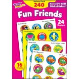 Scratch 'n Sniff Stinky Stickers® Variety Pack, Fun Friends