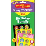 Birthday Bundle Scratch 'n Sniff Stinky Stickers® Variety Pack