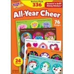 All-Year Cheer Stinky Stickers® Variety Pack