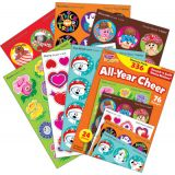 All-Year Cheer Scratch 'n Sniff Stinky Stickers® Variety Pack
