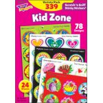 Kid Zone Scratch 'n Sniff Stinky Stickers® Variety Pack