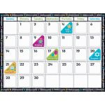 Color Harmony™ Calendar Bulletin Board Set